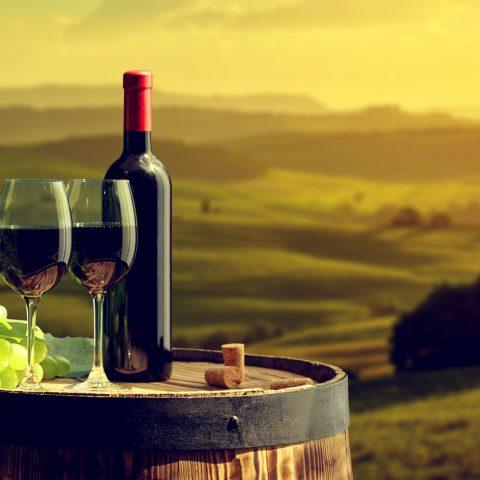 Image of an Italian wine