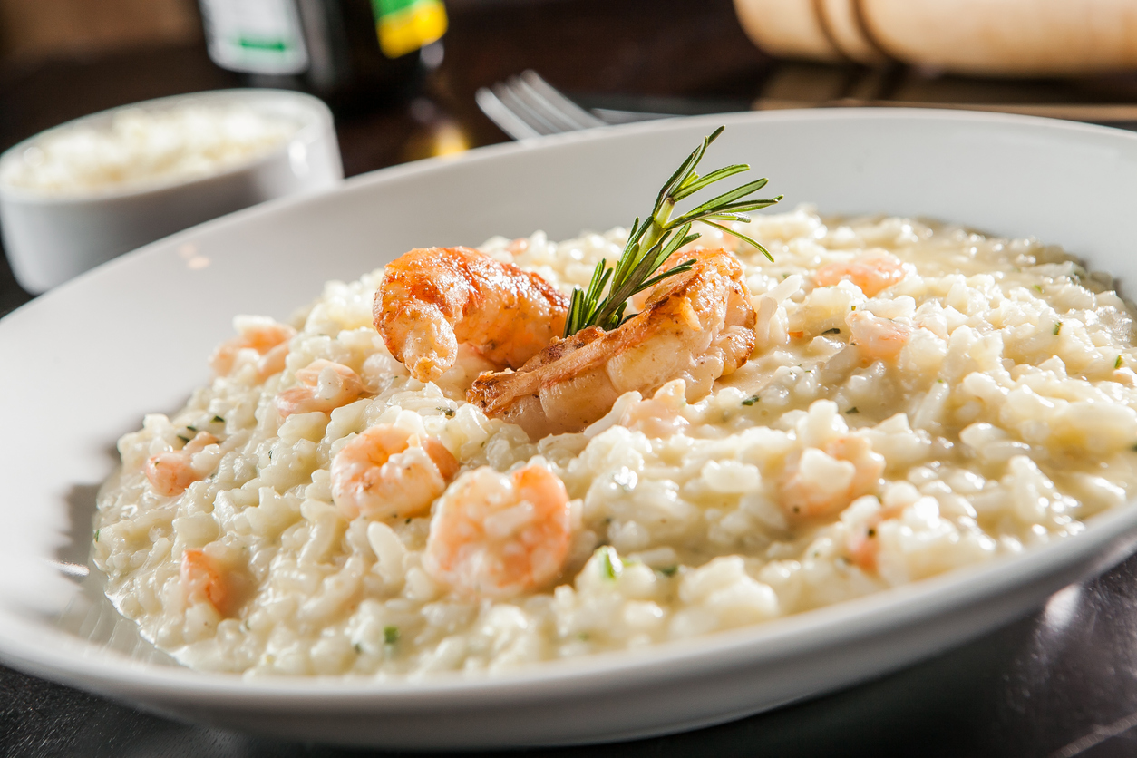 Image of risotto