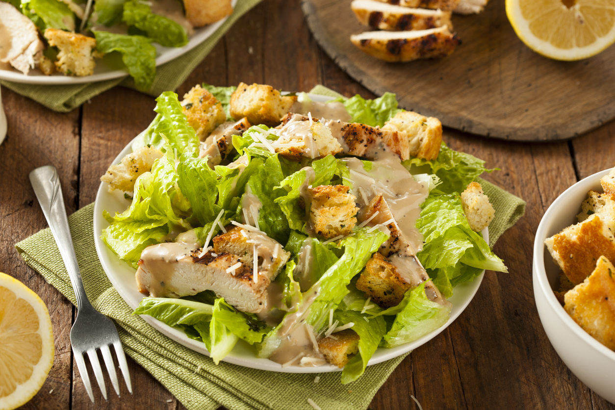 Image of Caesar salad