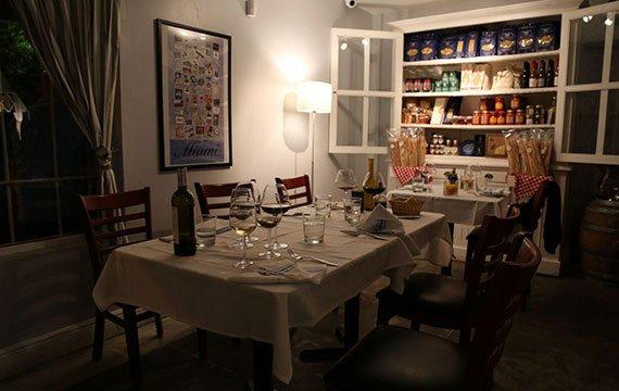 la bottega at via verdi italian restaurant