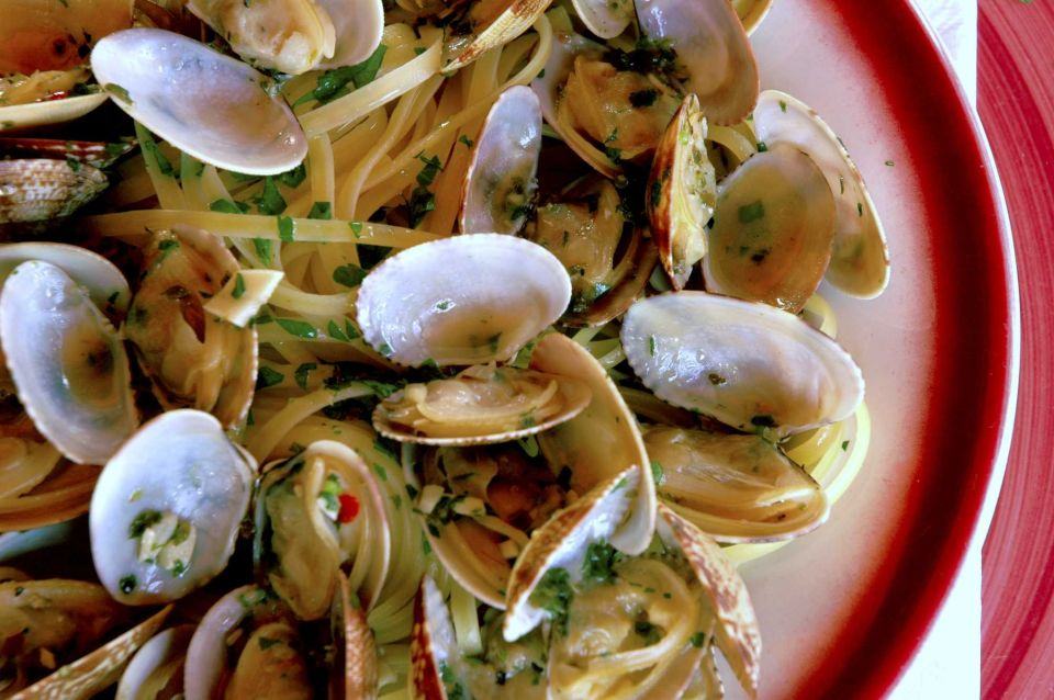 Italian Don T Put Cheese On Linguine With Clam Sauce