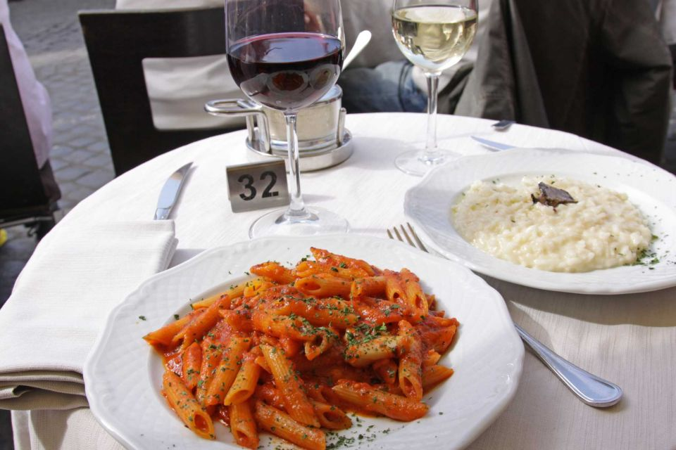 In Italy Pasta Is A Once A Day Meal