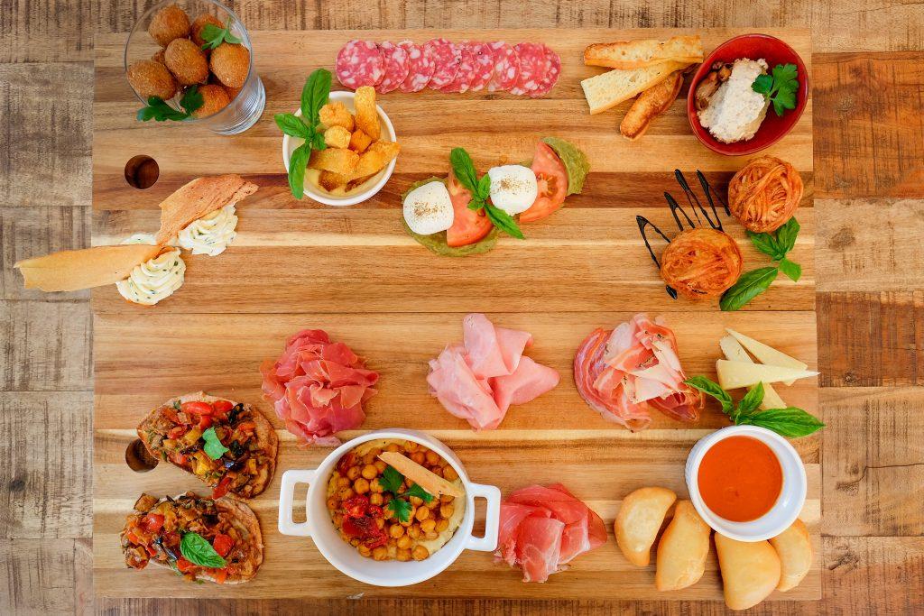 Italian Starter platter.