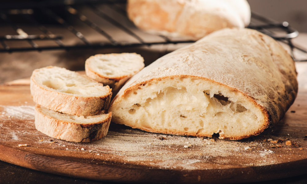 Italian bread Via Verdi